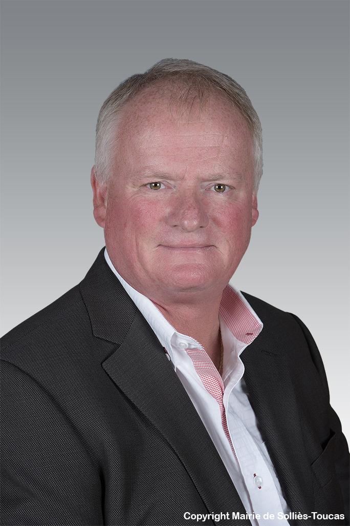 Hervé JAULT  4ème adjoint délégué aux travaux et au patrimoine