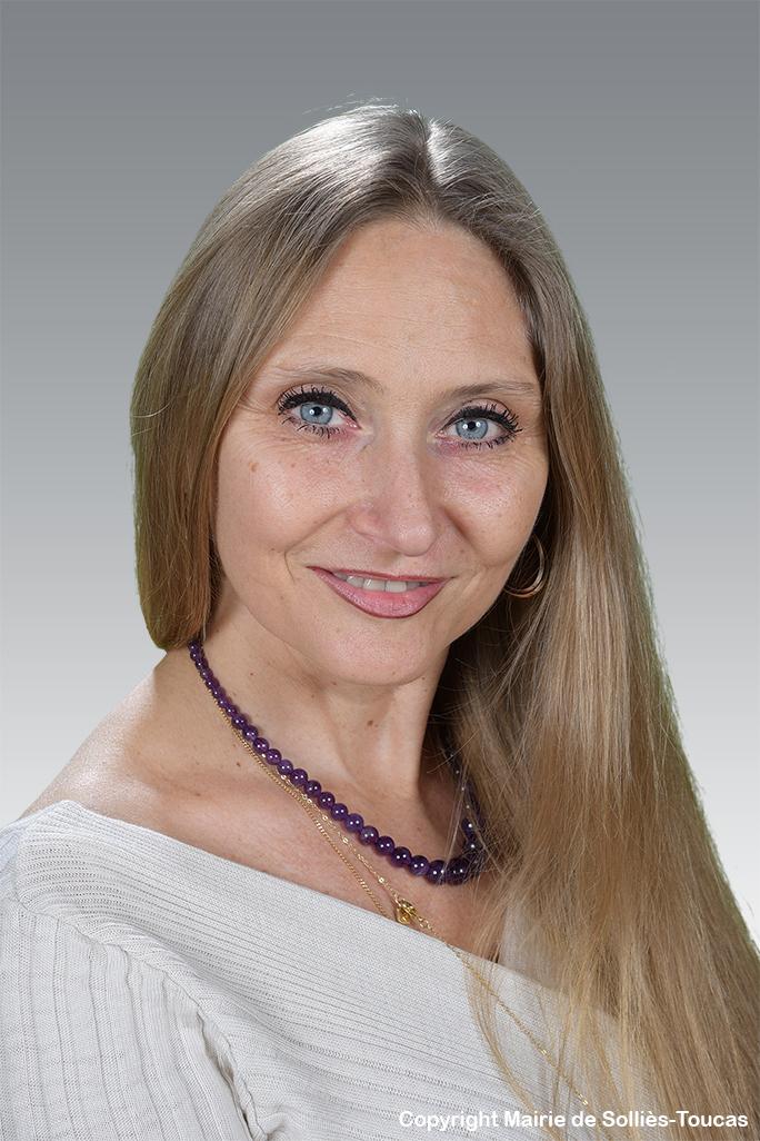 Isabelle MENUT 3ème adjointe Déléguée à la culture, aux animations et à la vie associative
