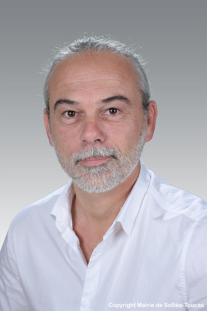 Nicolas JUAN    8ème adjoint délégué à la communication et à la démocratie participative