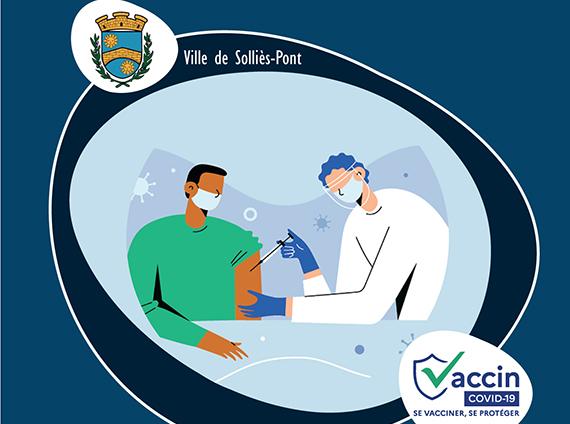 COVID19 - Centre éphémère de vaccination
